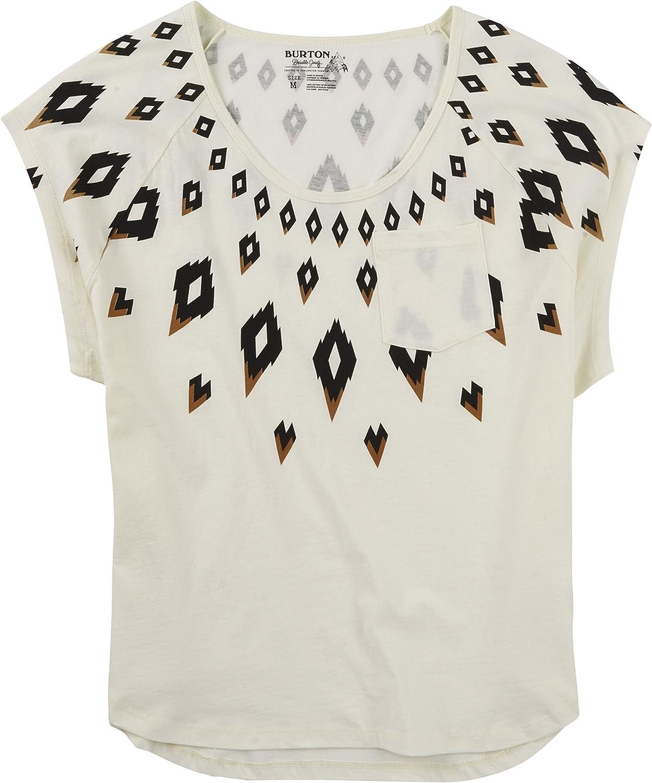 Burton WB Fairisle Swag Short Sleeve – Camiseta de Mujer: Amazon.es: Ropa y accesorios