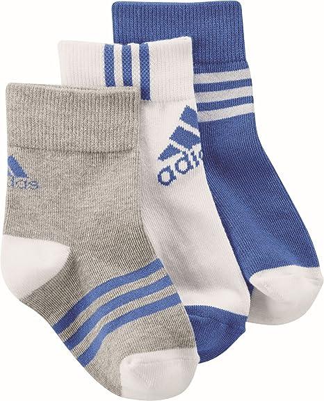 adidas LK Ankle 3Pp - Calcetines Cortos para niños: Amazon.es ...