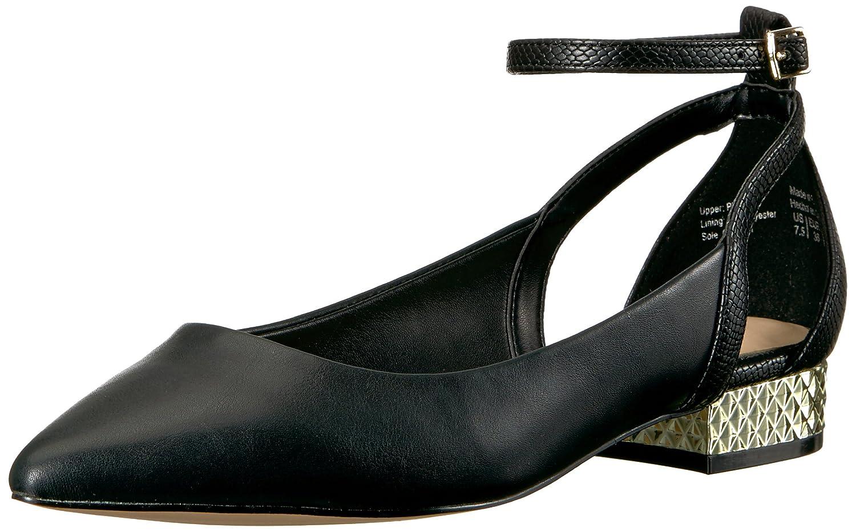 ALDO Women's Serisien Ballet Flat B0743SPMC2 11 B(M) US Black Synthetic
