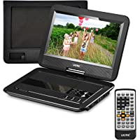 UEME Portable DVD Player with 10.1 inches LCD Screen