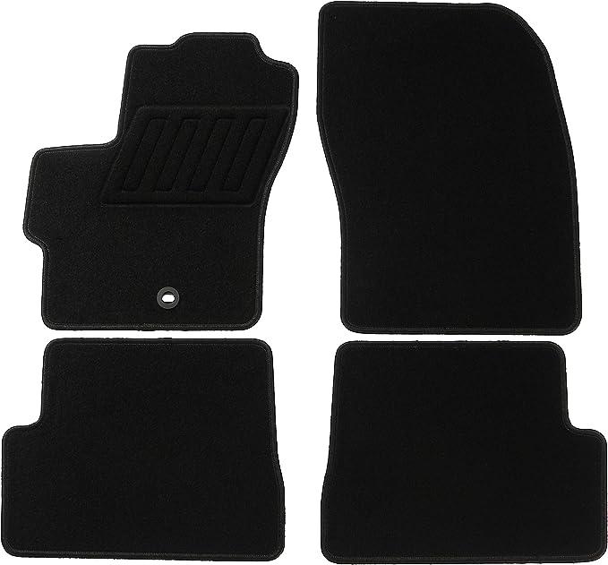 Carmat Texer Textil Fußmatten Passend Für Mazda 3 I Bk Bj 2003 2009 Basic Auto