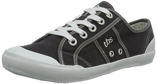 Opiace, Chaussures à lacets femme - Noir (Noir 5794), 38 EUTBS