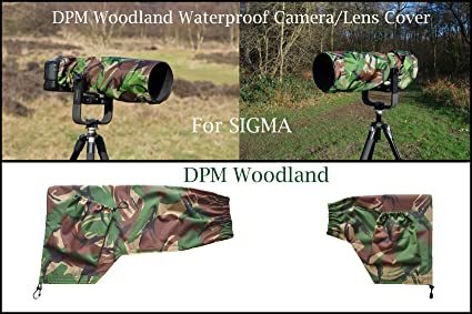 Waterproof  Lens Hood End Cap for Sigma 150-600mm F5-6.3 Contemporary DG OS HSM