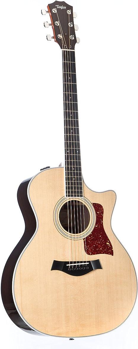 Taylor 414ce-R · Guitarra acústica: Amazon.es: Amazon.es