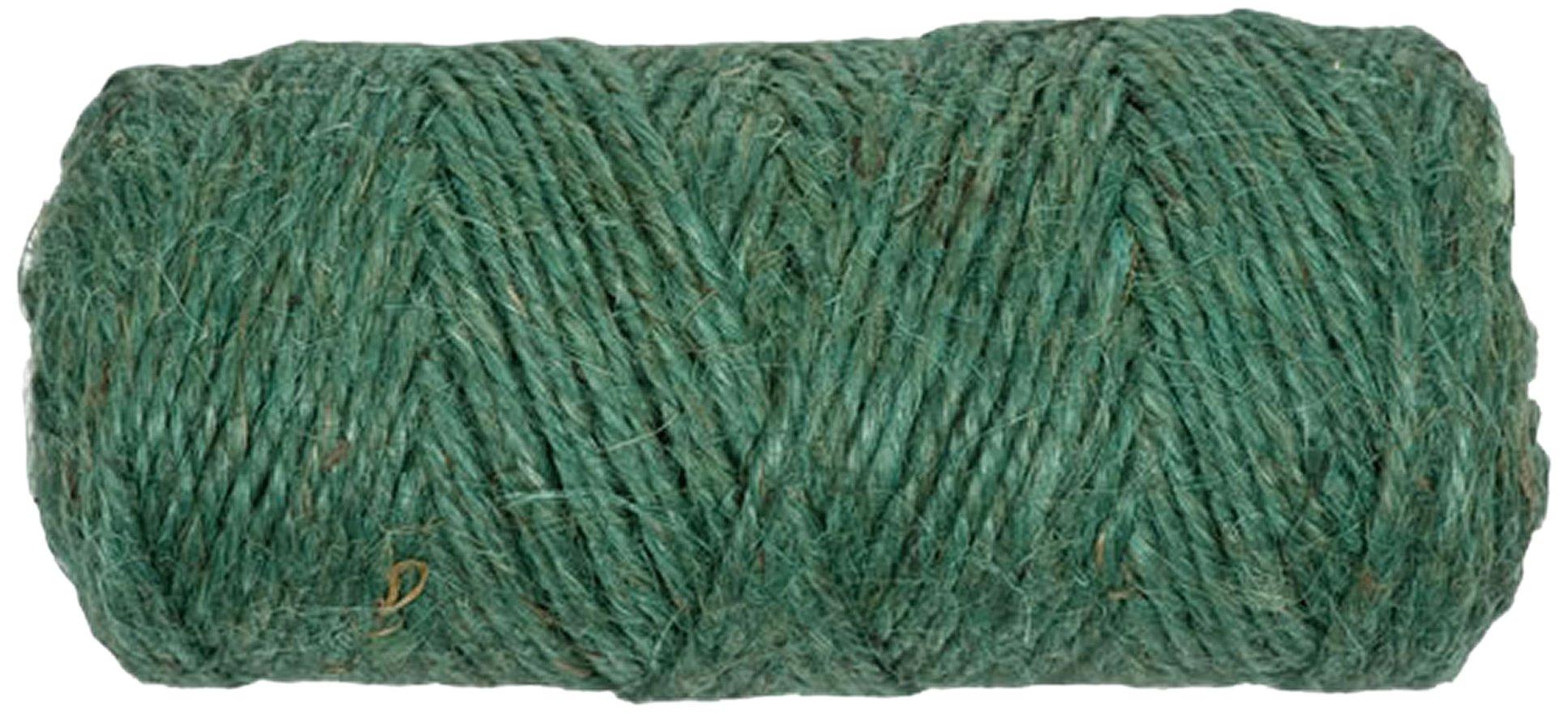 Gardener's Blue Ribbon T028ABULK Soft Garden Bulk Twine, 200-Feet, Green