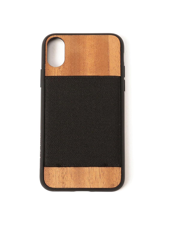 (ビーピーアールビームス) bpr BEAMS / Jimmy Case / iPhoneXケース 33750347115 B079Q8748L  ブラック One Size