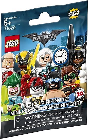 Lego® Batman Movie Series 2 71020 MinifiguresFull Complete Set Of 20 BNIP