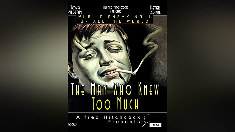 The Man Who Knew Too Much (Enhanced Edition) 1934