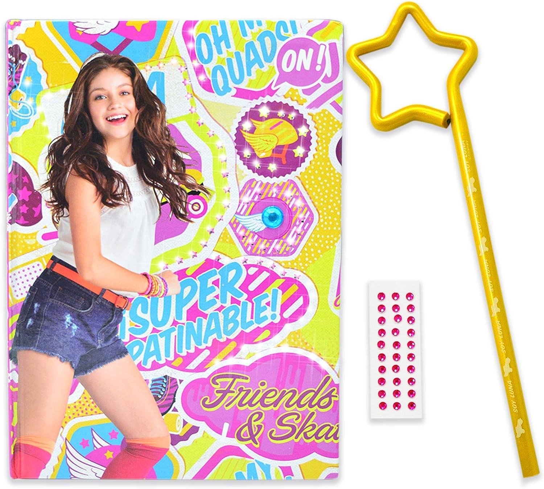Soy Luna - Diario Individual holográfico y Luminoso (Cife 40161): Amazon.es: Juguetes y juegos