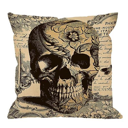 HGOD DESIGNS - Funda de Almohada para sofá DE 45,7 x 45,7 cm ...