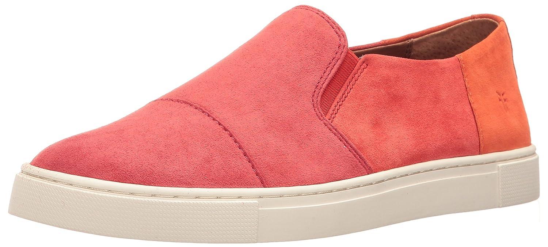 FRYE Women's Gemma Cap Slip Fashion Sneaker B01H4X8FOS 7 B(M) US|Poppy Multi
