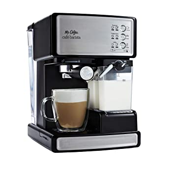 Mr. Coffee Budget Espresso Machine