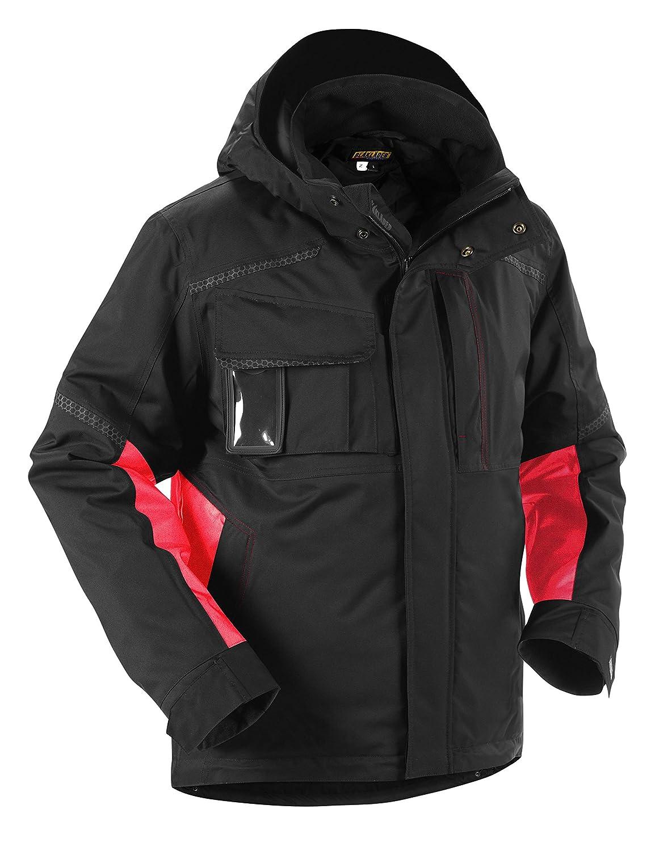 Blakläder 488119879955M Jacke Winter Größe M schwarz/rot