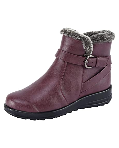 cotton traders ladies snow boots