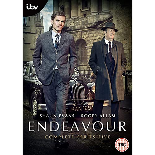 Endeavour - Series 5 [2018]