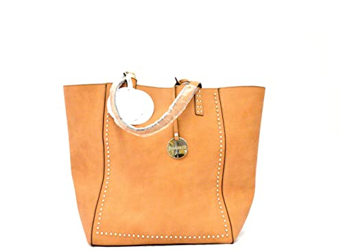 1 Borchie Borsa Reversibile Tan In Con Diana Colore Donna 3 amp;co Yb7gyvf6I