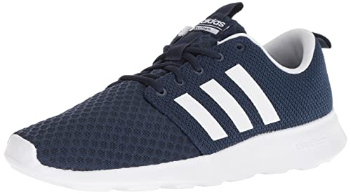 c8278b2cb44b5 adidas NEO Mens CF Swift Racer Cf Swift Racer  Amazon.co.uk  Shoes ...