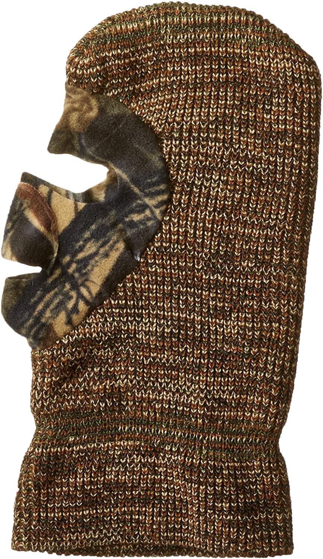 Quietwear Mens Knit Fleece Facemask