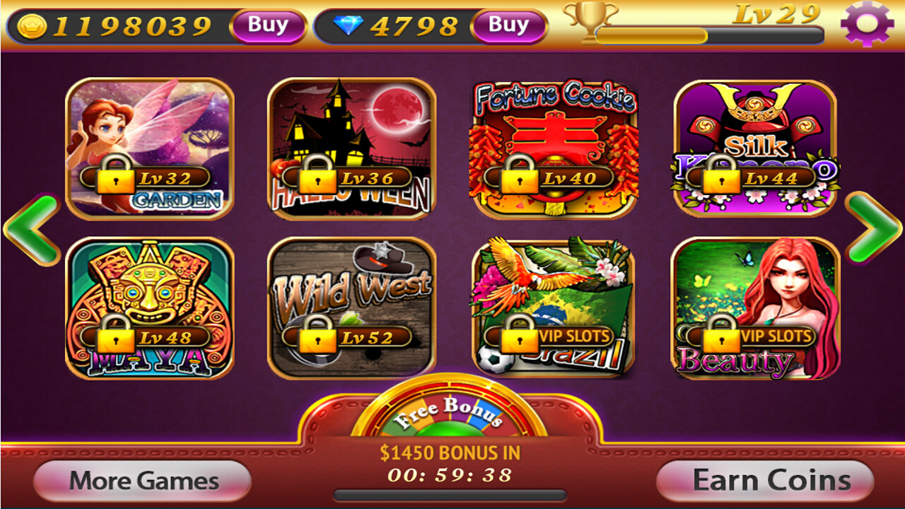 casino slots android