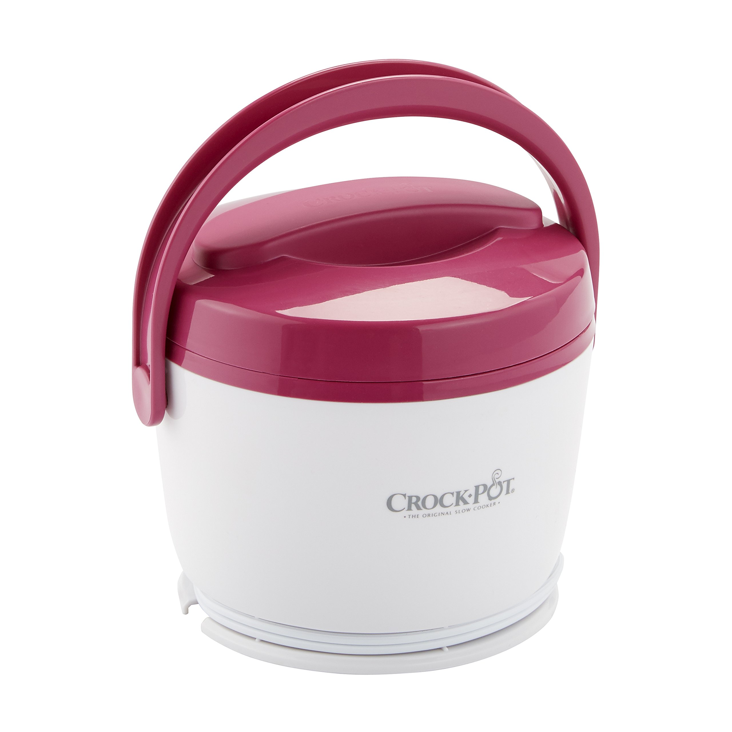 Crock-Pot SCCPLC200-PK 20-Ounce Lunch Crock Food Warmer, Pink