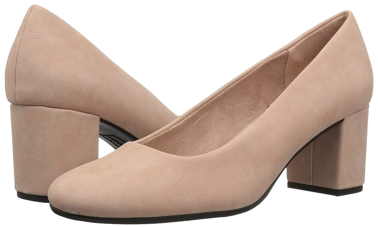 Easy Street Women's Proper Pump B077ZMWWGD 10 B(M) US|Blush