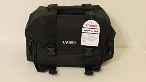 Amazon.com: Nueva Genuina cámara de Canon Gadget Bag 2400 ...
