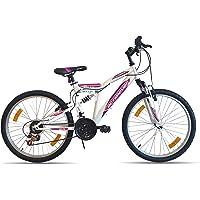 VTT Bicicleta de montaña de 24 Pulgadas