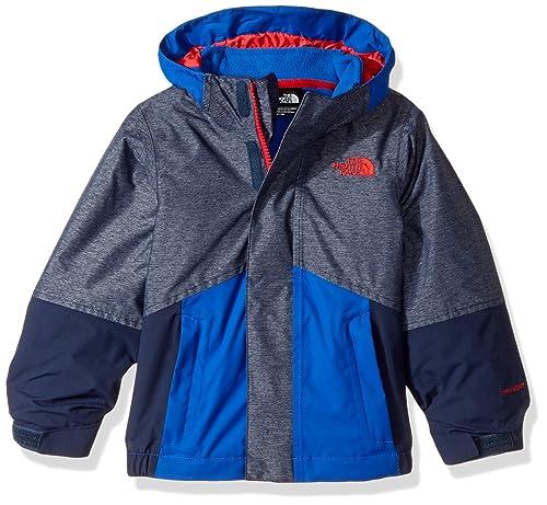 12c27ebc7 The North Face Little Boys' Boundary Triclimate Jacket (Sizes 4 - 7)