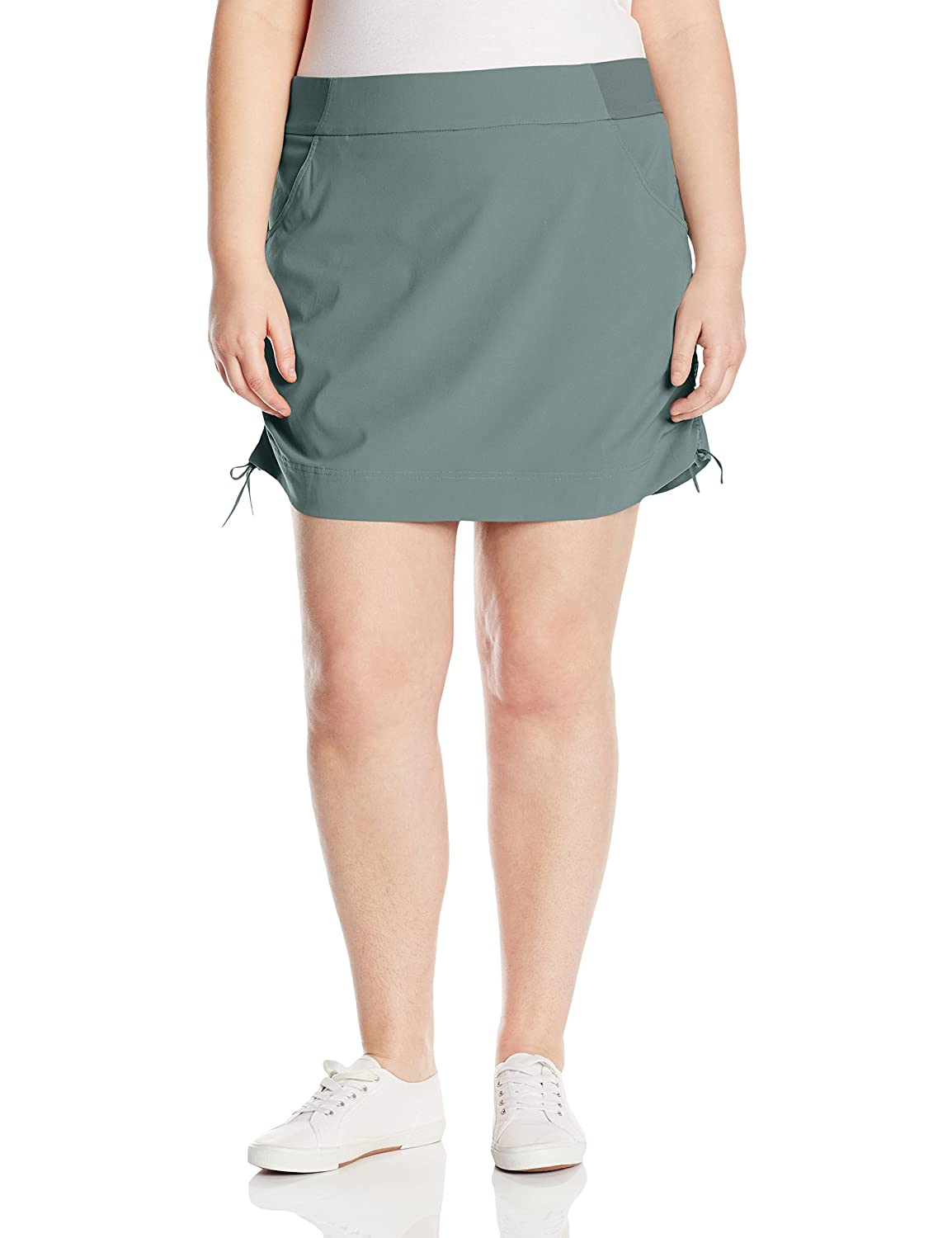 Pond 1X Columbia Womens PlusSize PlusSize Anytime Casual Skort
