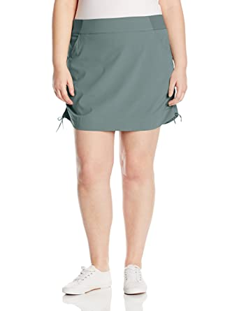 d80fdb0c1fe12 Columbia Women s Anytime Casual Plus Size Skort at Amazon Women s ...