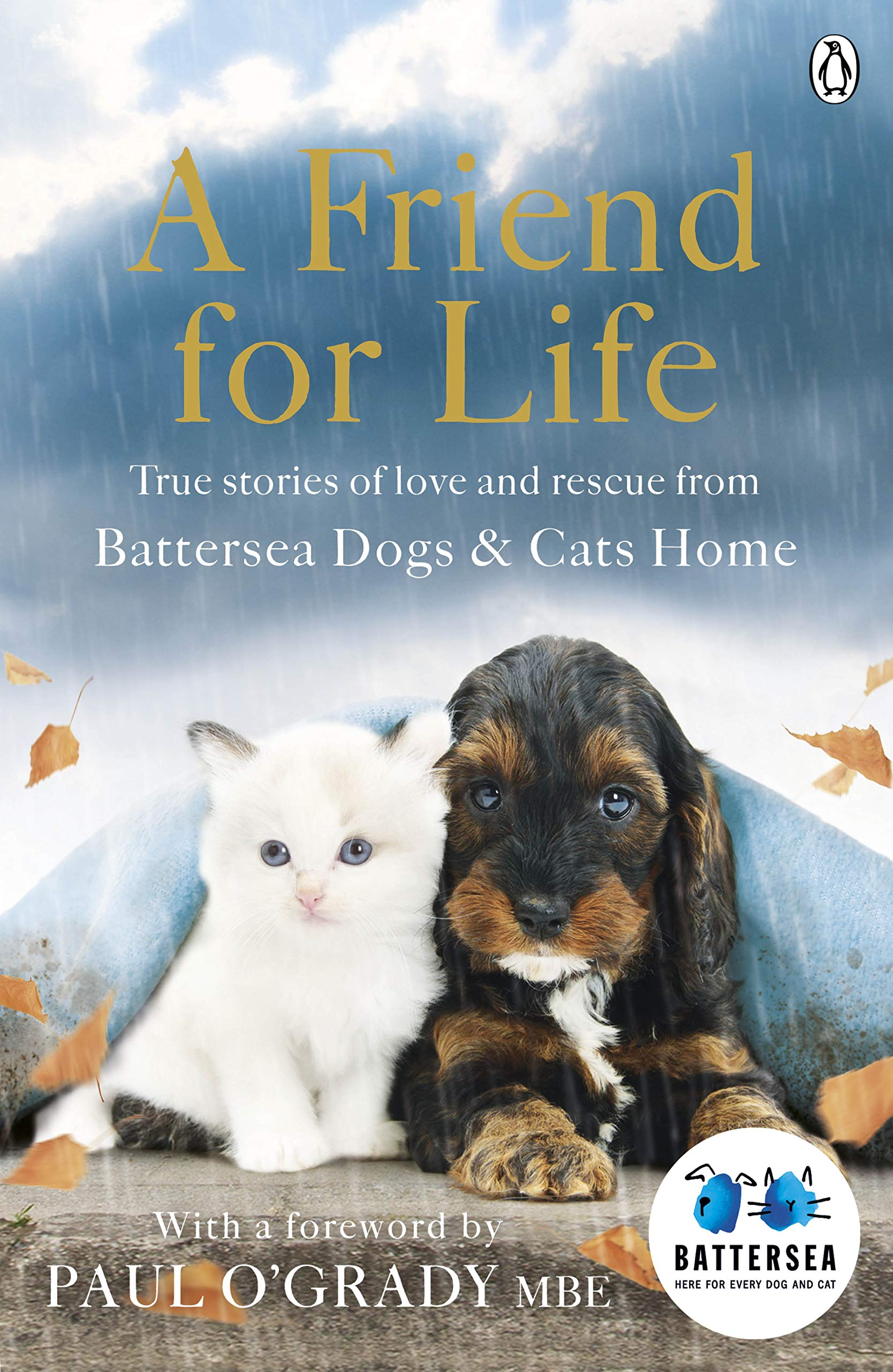 A Friend for Life (Battersea Dogs   Cats Home) Paperback – 20 Oct 2016 5445bbd97