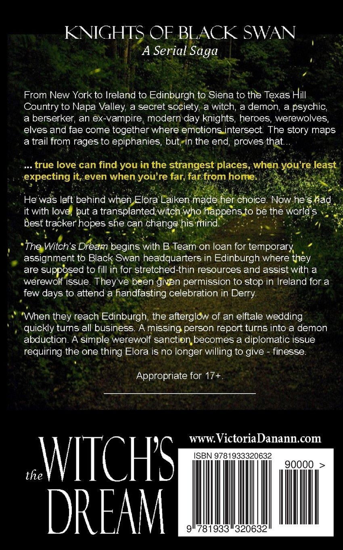The Witch's Dream (the Order Of The Black Swan, Book 2): Victoria Danann:  9781933320632: Amazon: Books