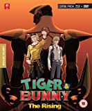 Tiger & Bunny - The Rising: Collector's Edition Combi Pack [Blu-ray]