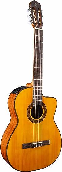 Takamine G Series GC3CE-NAT Guitarra acústica eléctrica clásica de ...