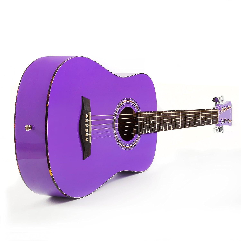 acoustic guitar bundle junior travel series by hola