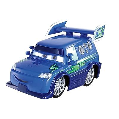 Disney/Pixar Cars DJ Diecast Vehicle: Toys & Games