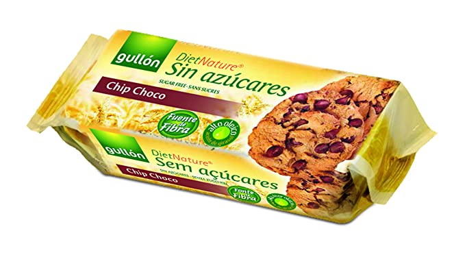 Diet Nature - Galletas Chip Choco - 125 g