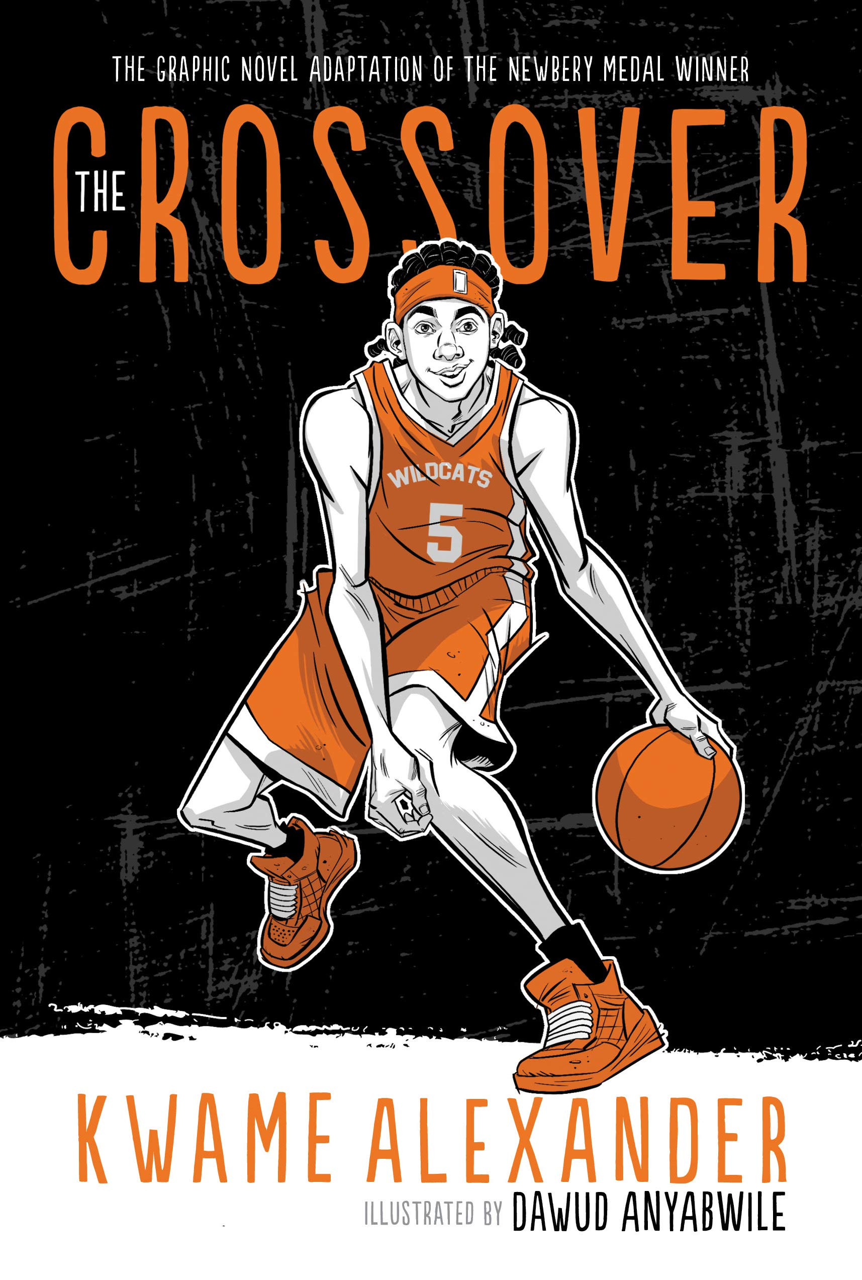 The Crossover (Graphic Novel) (The Crossover Series): Alexander, Kwame,  Anyabwile, Dawud: 9781328960016: Amazon.com: Books