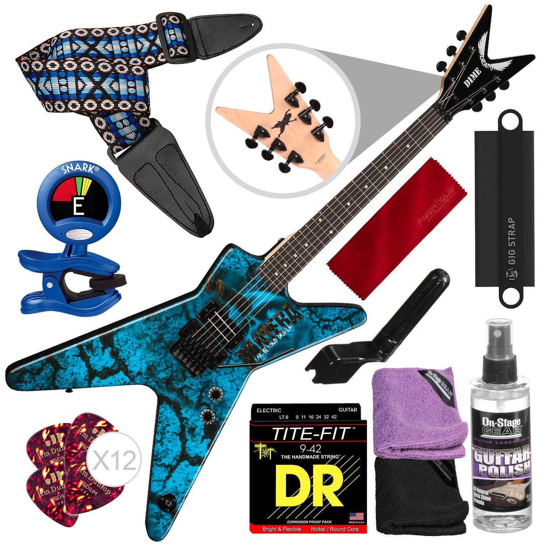 Dean Dimebag Pantera Far Beyond Driven ML guitarra eléctrica con ...