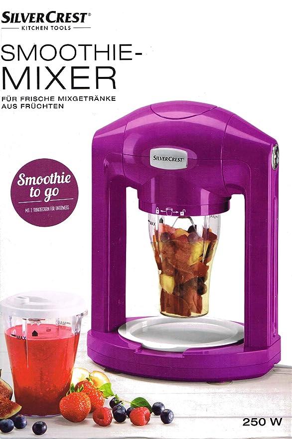 Smoothie maker Licuadora batidora para saludable * Shakespeare to ...