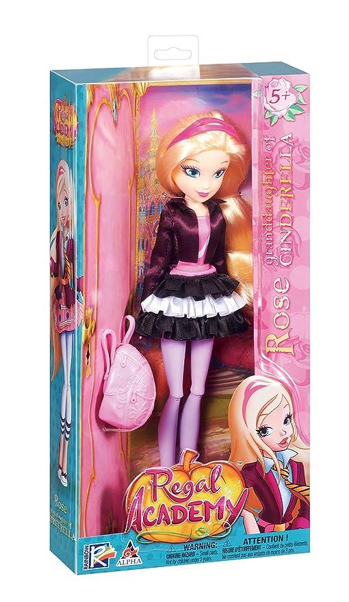 "Regal Academy 10.5/""  Rose Doll"