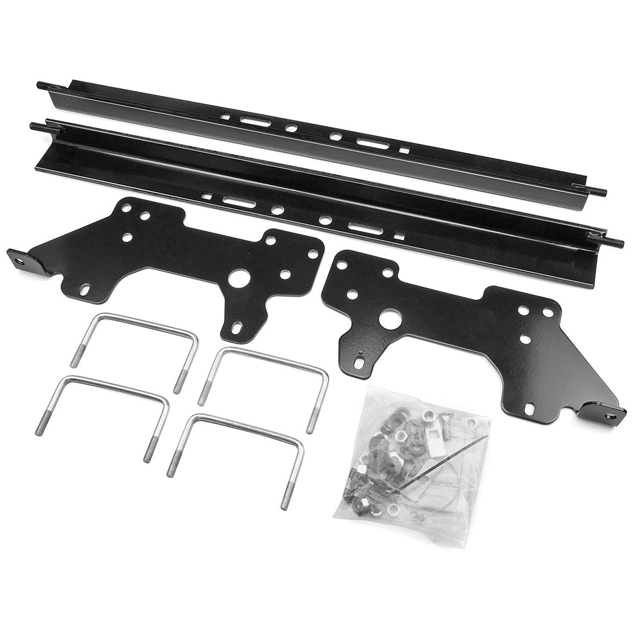 Draw-Tite 4435 Gooseneck Rail Kit for Dodge/Ram by Draw-Tite