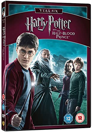 Harry Potter and the Half-Blood Prince (2009) BluRay 720p 800MB Dual Audio ( Hindi – English ) MKV