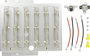 Speed Queen 61927 Heater Assembly, 1.5 x 2.5 x 3.5 Inch, White