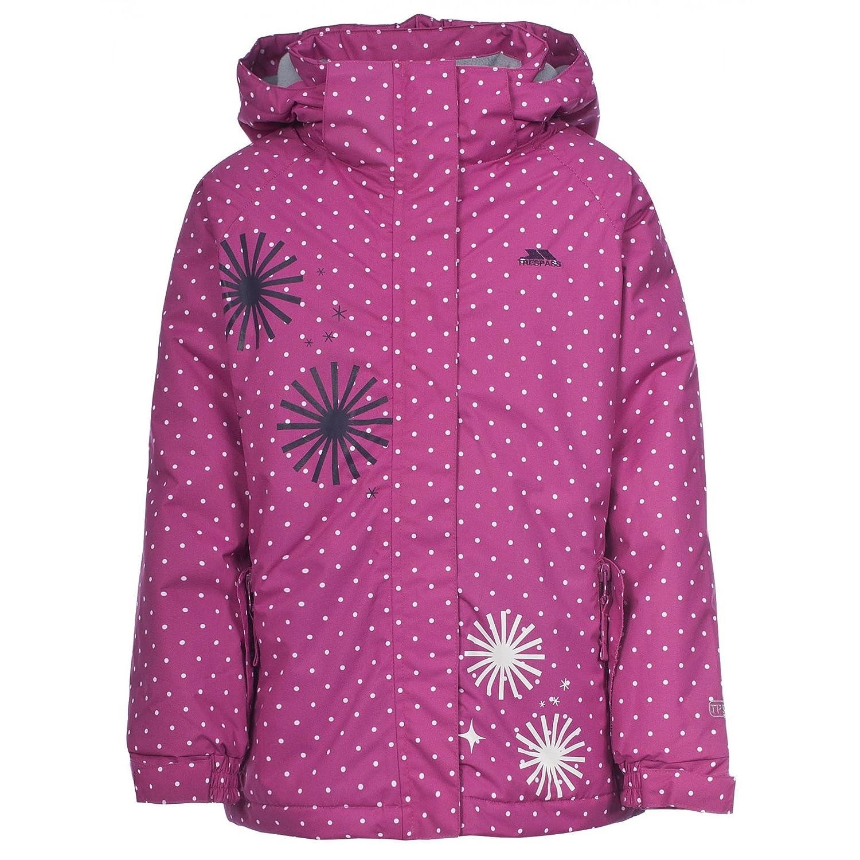 Trespass Kinder/Mädchen Candy Ski-Jacke, wasserdicht