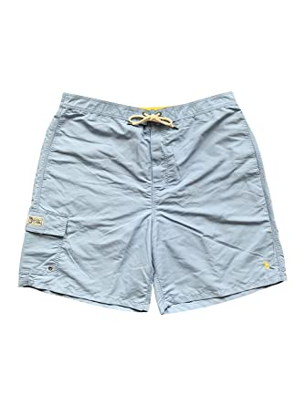 68ace58ffe6f6 Polo Ralph Lauren Men's Big and Tall Kailua Swim Trunks (Large, Hyannis  Blue)