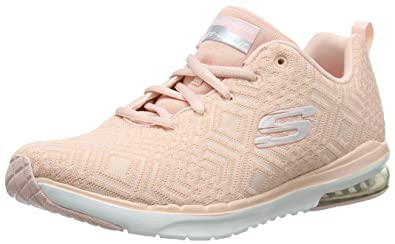 buy temperament shoes well known Skechers Women's Skech-air Infinity- All Aglow Trainers