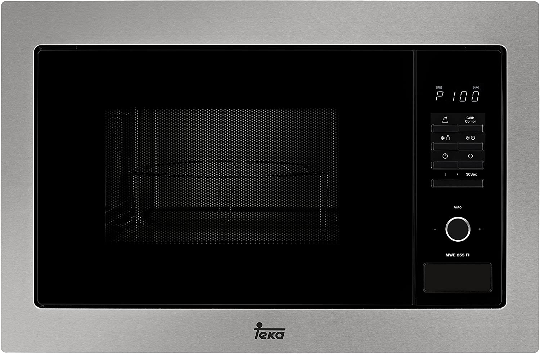 Teka microondas grill mwe 252 fi integrable acero inoxidable 40581122