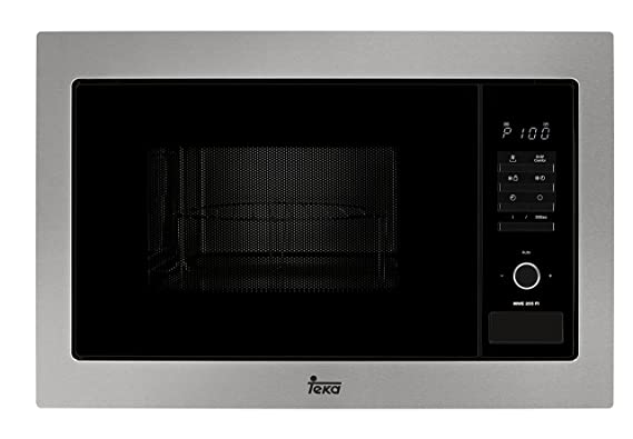 Teka microondas grill mwe 252 fi integrable acero inoxidable ...