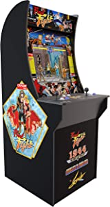 ARCADE1UP Classic Cabinet Home Arcade, 4ft (Final Fight)